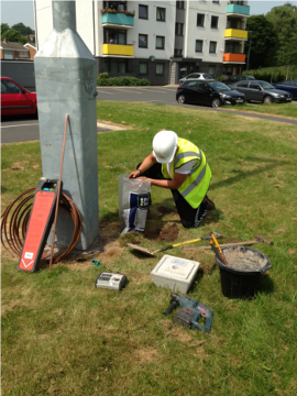 Lightning Protection & Surge Testing and Installation